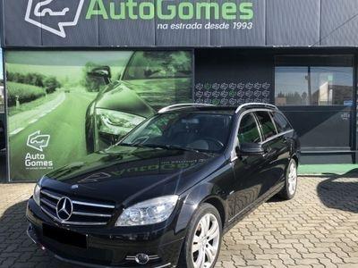 usado Mercedes C200 CDI AVANTGARDEViatura de retoma