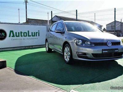 usado VW Golf VII Variant 1.6 TDi