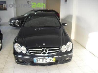 usado Mercedes CLK220 220 CDI AVANTGARD PELE-XENON
