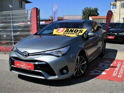 usado Toyota Avensis 1.6 LUXURY**2 ANOS DE GARANTIA**