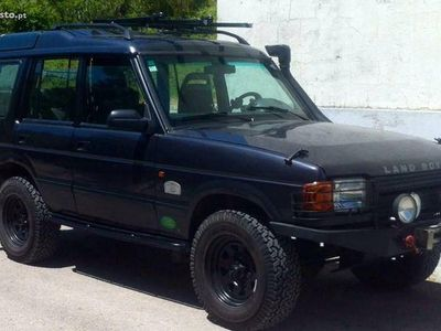 gebraucht Land Rover Discovery 300 Camel Mongolia - 96