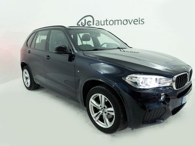 usado BMW X5 25d Pack M