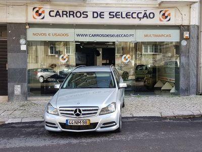 usado Mercedes C220 CDI avanguard