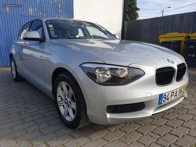 usado BMW 120 D 183cv 5 Portas