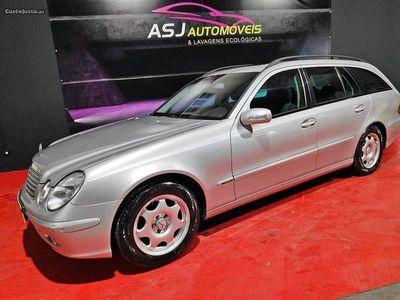 gebraucht Mercedes E220 CDi 2.2