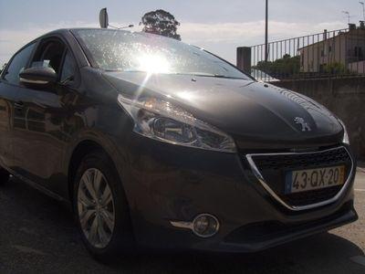 usado Peugeot 208 1.4 Hdi Acess
