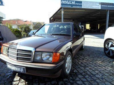 usado Mercedes 190 D Restaurado