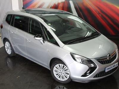 usado Opel Zafira Tourer 1.6 CDTI Cosmo 7L | GPS | Teto