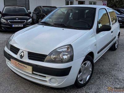 usado Renault Clio 1.5 dCi VAN 70cv