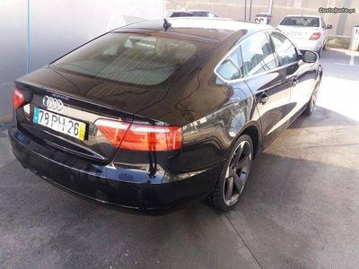 used Audi A5 Sportback 2.0