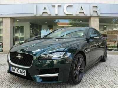 usado Jaguar XF 3.0 d R Sport Aut.