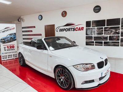 usado BMW 118 Cabriolet D E88 PACK M