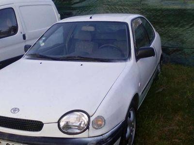 usado Toyota Corolla 2.0d para recuperar