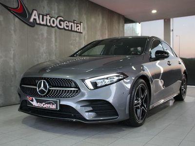 usado Mercedes A180 D LIMOUSINE AMG PACK PREMIUM 7G-DCT