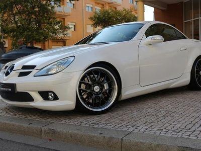 usado Mercedes SLK200 Kompressor / Nacional