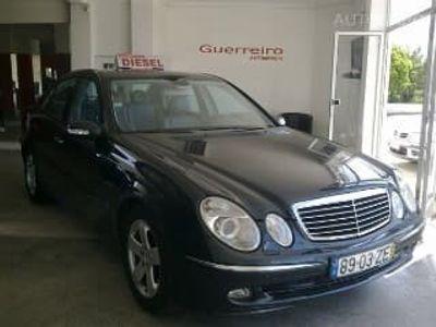 usado Mercedes E270 ClasseCDi Avantgarde (177cv) (4p), Diesel