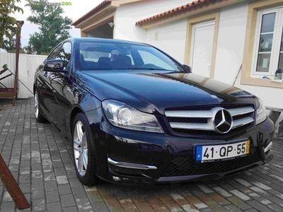 usado Mercedes 250 Classe C CoupéCDi BE Aut.