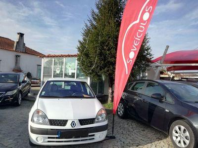 usado Renault Clio 1.5 dci (65cv) 5kug 3p