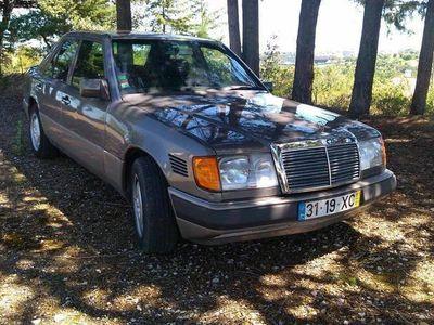 brugt Mercedes 250 w124