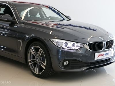 usado BMW 420 Gran Coupé Série 4 Gran Coupé d 190Cv Auto (18.000 Kms)