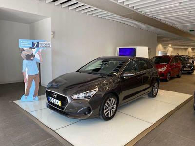 usado Hyundai i30 5P 1.6 CRDI MY19 STYL+ NAVI 2019