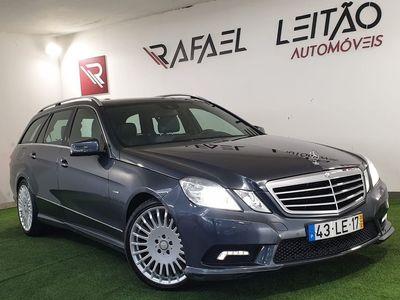 usado Mercedes E250 CDi Avantgarde