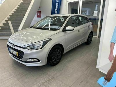 usado Hyundai i20 1.1 5 P GL CRDi ACCESS MY17 2018