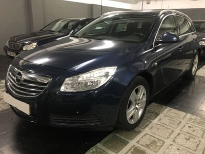 used Opel Insignia sports tourer SPORT