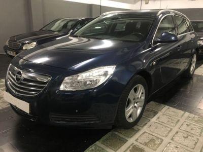 brugt Opel Insignia sports tourer SPORT