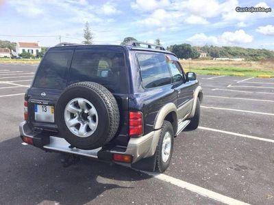 brugt Nissan Patrol GR 2.8 TD6 SE