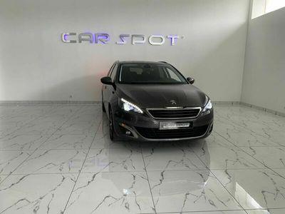 usado Peugeot 308 SW Allure 1.6v BlueHDi ST