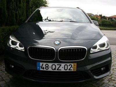usado BMW 216 Série 2 Gran Tourer d 7L (116cv) (5p)