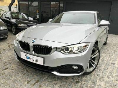 usado BMW 420 dA Coupé Line Sport (Nacional)