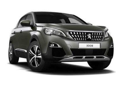 usado Peugeot 3008 - Serviço1.5 BlueHDi Allure Baixo Consumo