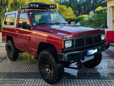 brugt Nissan Patrol 260 RD28
