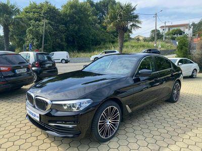 usado BMW 520 Limousine Automatic 8 Gang