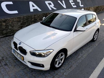 usado BMW 116 D 116CV EDynamics Advantage