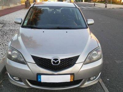 gebraucht Mazda 3 Exclusive 1,6HDI
