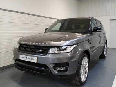 usado Land Rover Range Rover Sport 3.0 SDV6 HEV HSE Dynamic