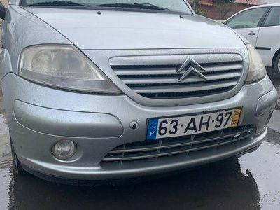 usado Citroën C3 1.4 hdi 5 portas