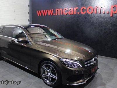 usado Mercedes C220 Bluetec 2.2 AMG