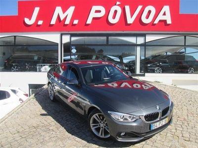 used BMW 420 Grand Coupé Auto 190cv