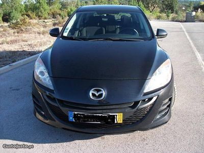 usado Mazda 3 1,6 MZ-CD EXCLUSIVE