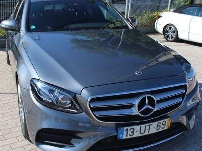 usado Mercedes E220 ClasseAMG Line