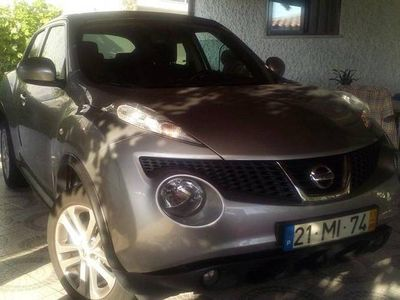 usado Nissan Juke ACENTA 2WD 6MT