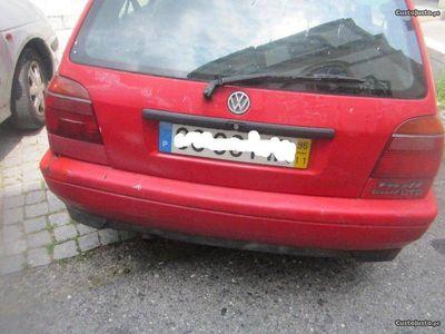 usado VW Golf III 1.9 GTD - Avariado