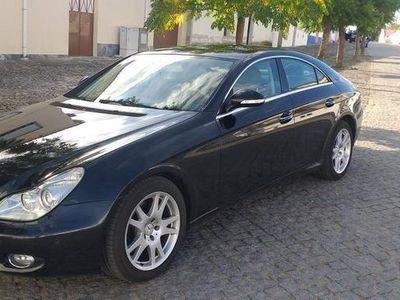 usado Mercedes CLS320 Troco