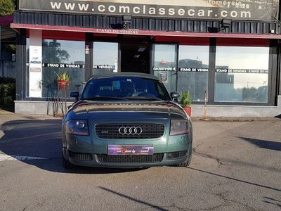 usado Audi TT Roadster 1.8 TURBO QUATTRO