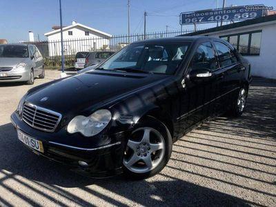używany Mercedes C270 CDI AVANTGARDE