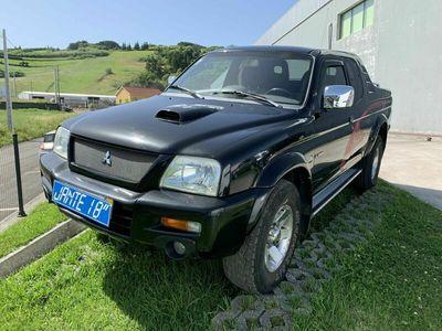 usado Mitsubishi L200 Evolution 4x4